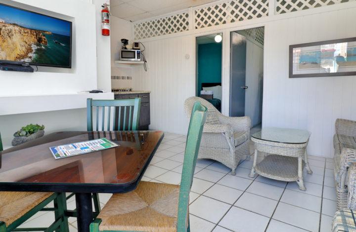 Junior Family Suite, Two Bedroom & Kitchen
